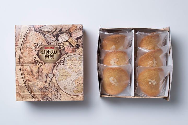 ポルトガル煎餅-2